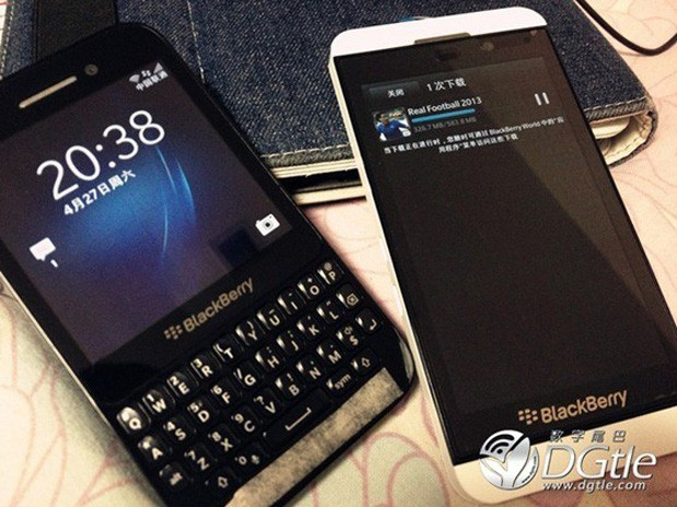 BlackBerry R10 reportedly leaked, suggests a Q10 on the cheap