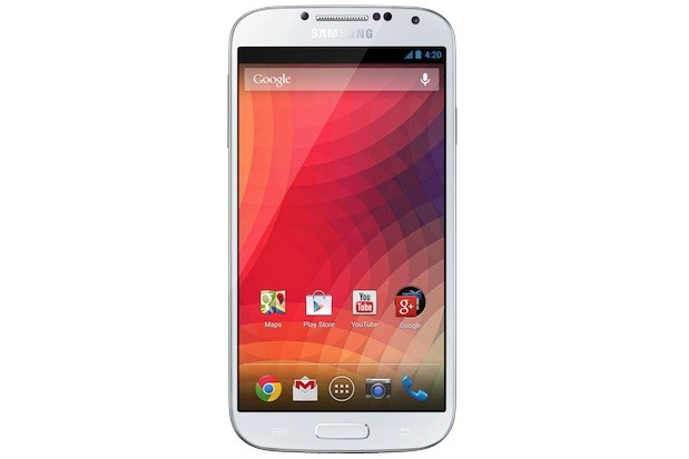 Google unveils Samsung Galaxy S 4 running stock Android Jelly Bean, available June 26th for $649