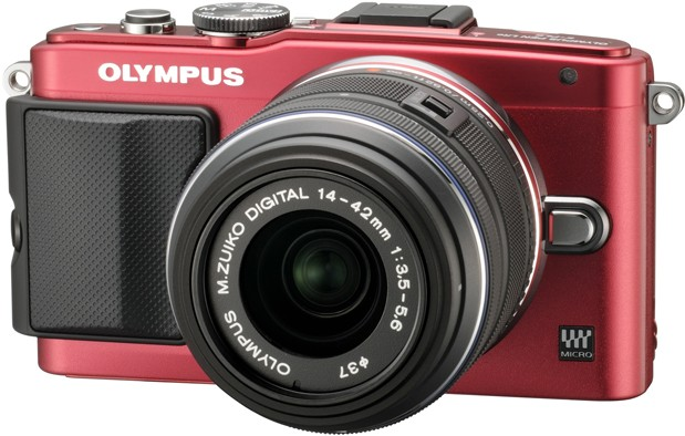 Olympus PEN Lite EPL6 brings OMD focusing to lowercost cameras