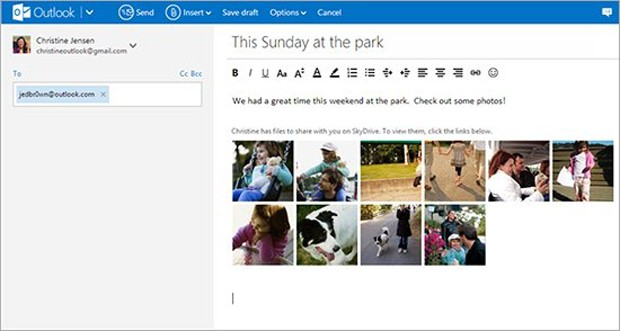 Microsoft finishes migrating Hotmail users to Outlookcom, adds tighter SkyDrive sharing