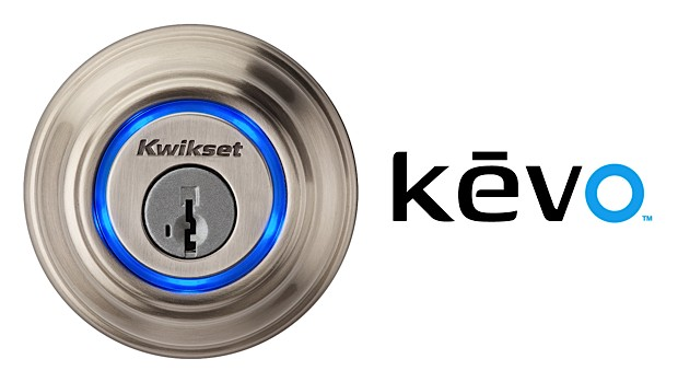 Kwikset introduces Kēvo, a smartphone friendly lock powered by UniKey