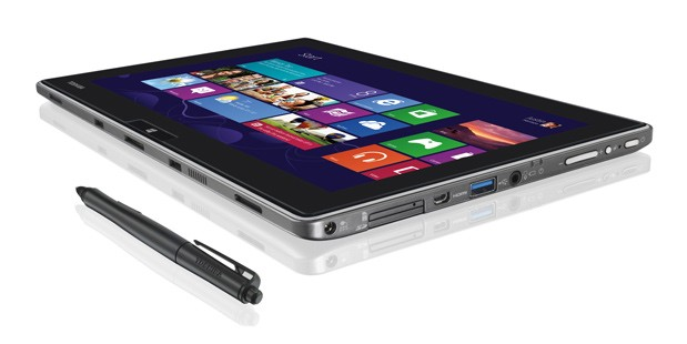 Toshiba reveals WT310 business tablet Windows 8 Pro, 116inch display, Intel Core CPU and SSD storage