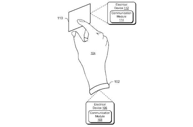 Microsoft patent application details use of human bodies