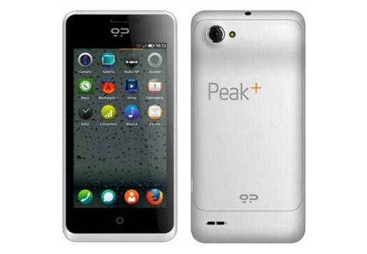 Geeksphone Peak preorders go live at limited time price of 149
