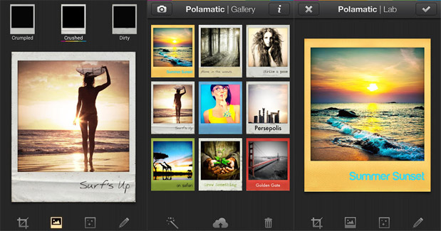 DNP Polaroid's Polamatic app brings its unique brand of nostalgia to Android