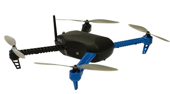 3D Robotics launches Iris prebuilt quadcopter, for those less inclined to tinker