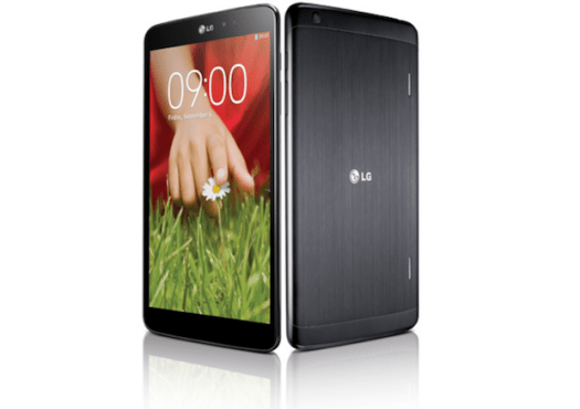 LG G Pad 83 revealed ahead of IFA