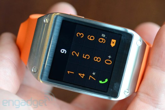Samsung unveils Galaxy Gear smartwatch with 163inch AMOLED touchscreen, builtin camera, 70 apps