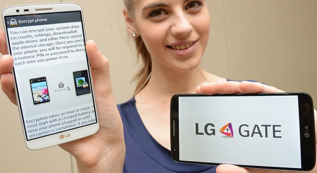 LG Gate to tackle enterprise smartphone security with encryption, VPNs and more