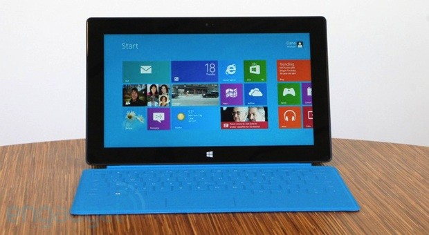 Surface 2 rumors point to 1080p screen, Tegra 4 and white model