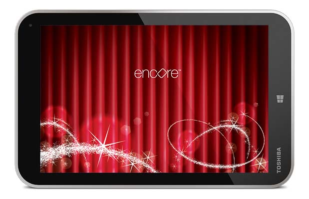 Toshiba Encore is the company's first 8-inch Windows tablet; coming November for $330