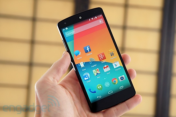 DNP Nexus 5 review