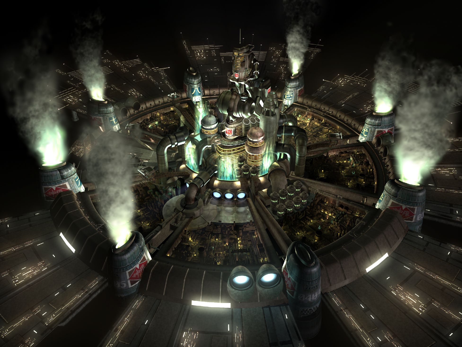 Final Fantasy VII On PC Is Definitely Not An HD Remake