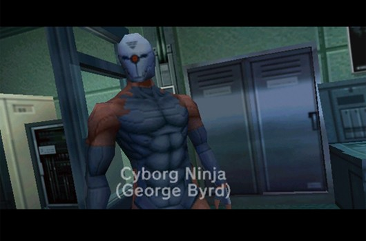 Gray Fox metal gear solid captain america