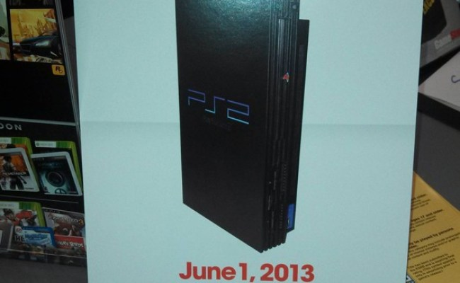 Gamestop Will Stop Taking Ps2 Trade Ins As Of June 1