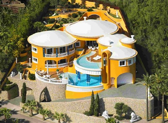 Real Gold House