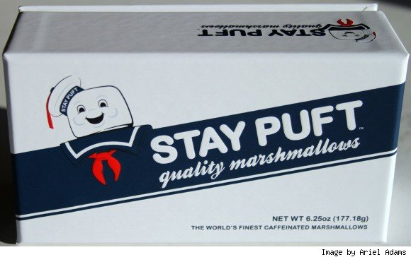 "Stay Puft Marshmallows Specially Made For Ghostbusters 3 Movie Are ""World's Finest"""