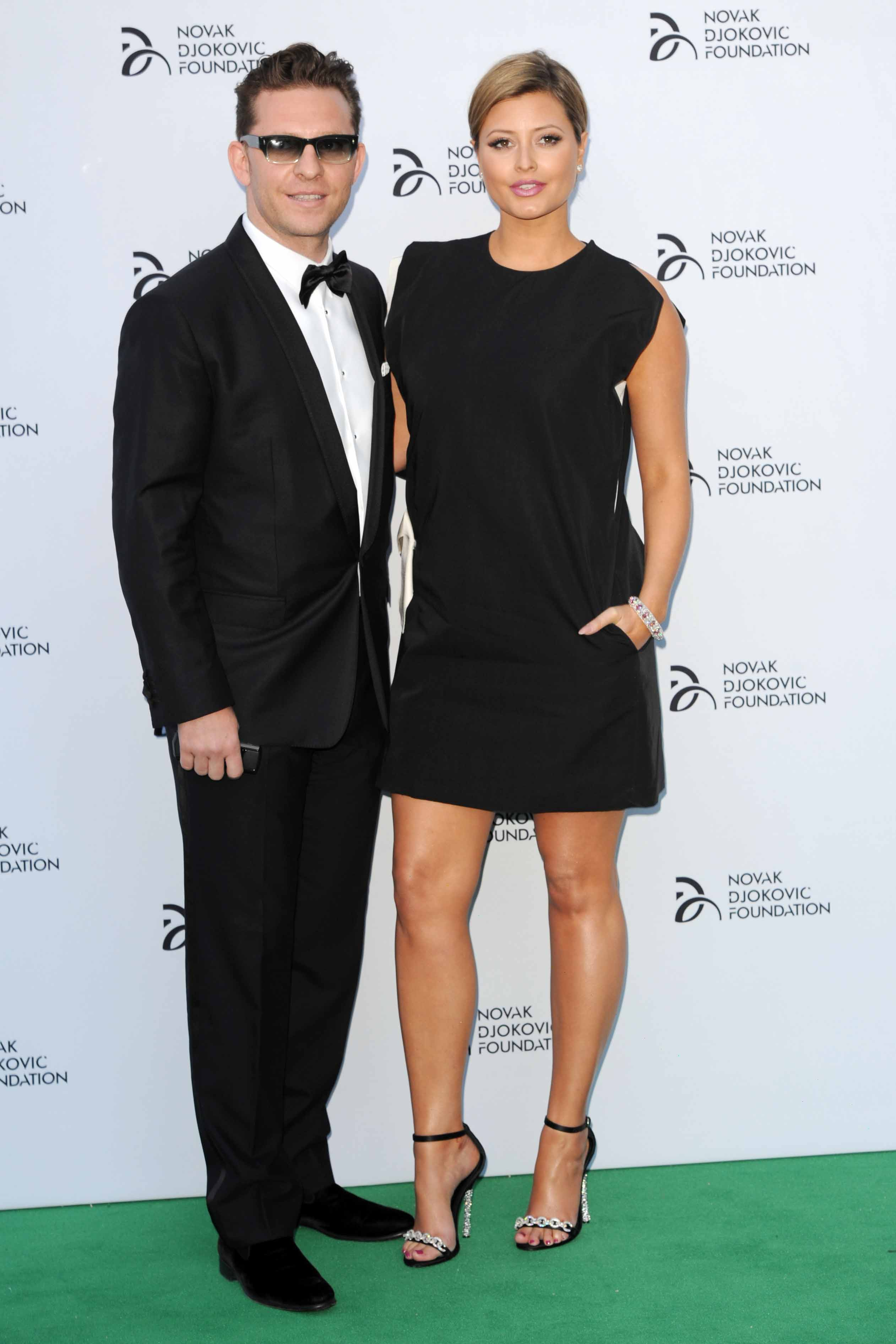 Holly Valance Is Pregnant With Millionaire Husband Nick