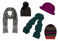 Hats & Scarves To Keep You Cosy