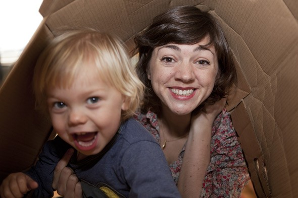 Can you bring up a child for free? One mum is trying!
