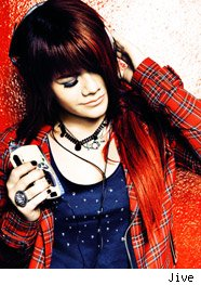 Allison Iraheta -- Image via Pop Eater