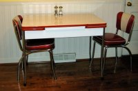 Kitchen Chairs: Retro Kitchen Tables And Chairs