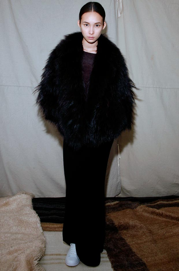 M. Patmos Fall 2011: Fur Trim