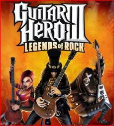 Guitar Hero - stars of stage and screen?