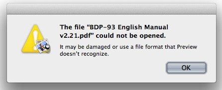 Can't save PDF files from Safari with Mountain Lion Here's the fix
