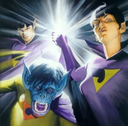 Wonder Twins (picture from TV Squad)