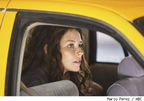 Evangeline Lilly as Kate Austen on ABC's 'Lost.'