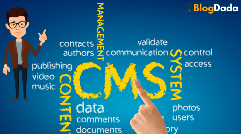9 Best Content Management System (CMS) for Blogging