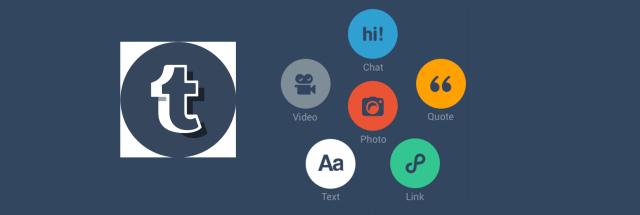 Tumblr Content Management System (CMS)