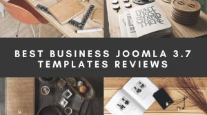 Best Joomla Templates