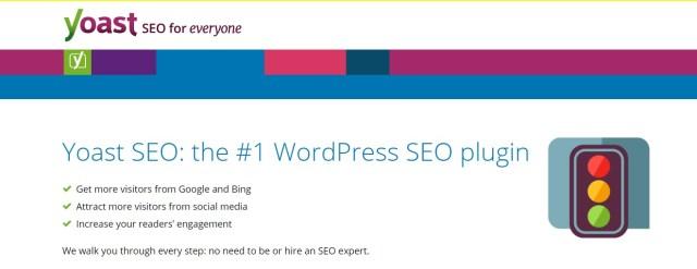 Top SEO Plugins for Wordress - Yoast