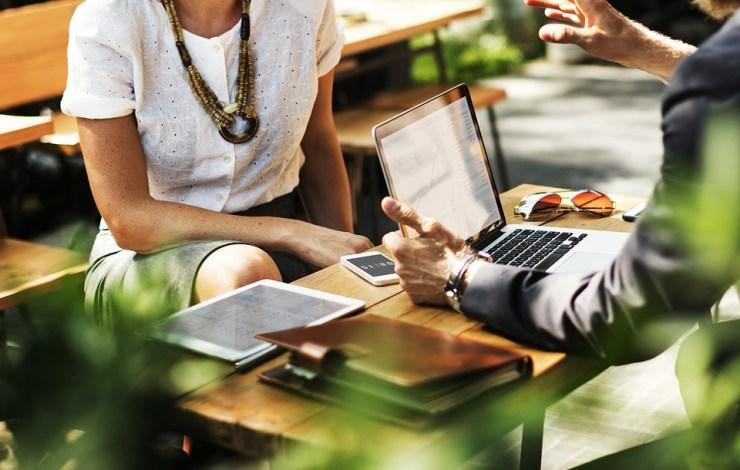 Online business Website