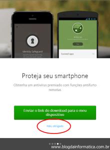 Novos Recursos - Avira - Proteção ao Smartphone