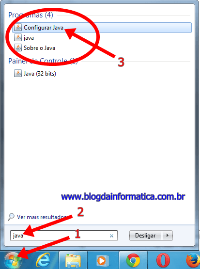 Configurar Java