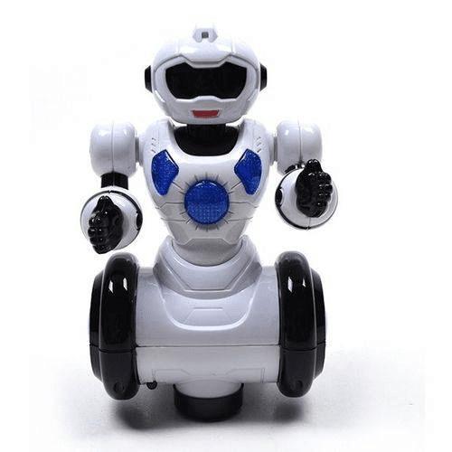Robô dançarino 360º