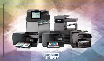 Impressoras - Creative cópias