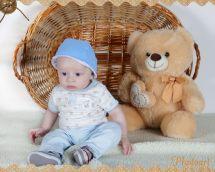 acompanhamento de bebê