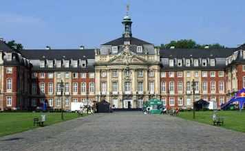 Westfälischen-Wilhelms-Universität (WWU) | Foto: Rüdiger Wölk, via Wikimedia Commons