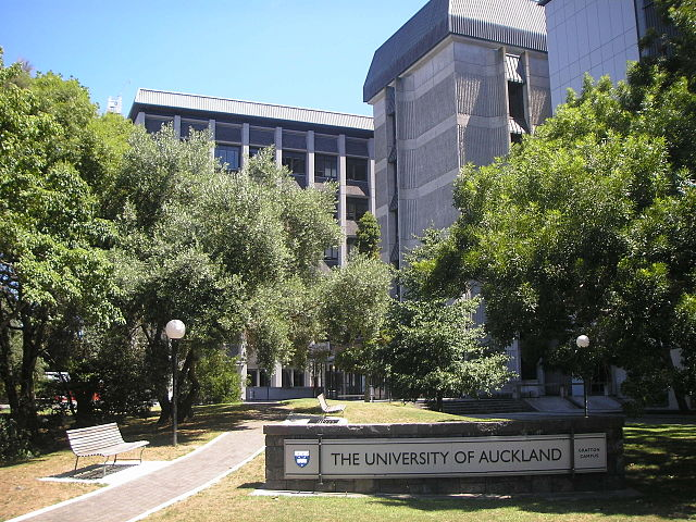 University of Auckland Faculty of Medical and Health Sciences | Foto: Winstonwolfe, via Wikimedia Commons