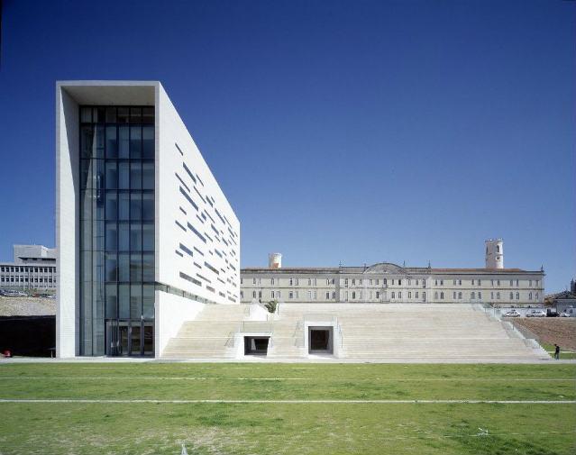 Universidade Nova de Lisboa | Foto: Colaborador de la Universidade Nova de Lisboa, via Wikimedia Co