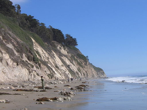 Sul da Califórnia | Arroyo Burro | Foto: Rebecca Stanek, via Wikimedia Commons