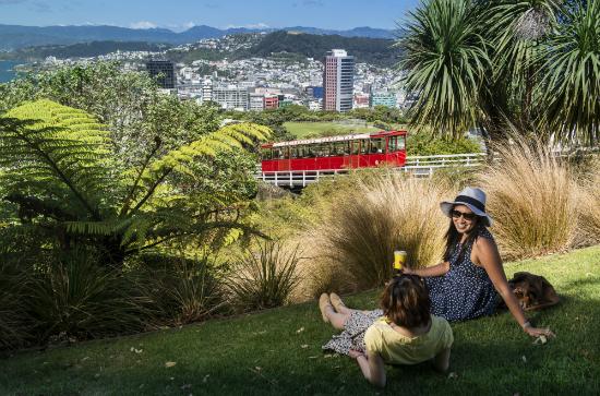 Images via WellingtonNZ.com | Cable car friends