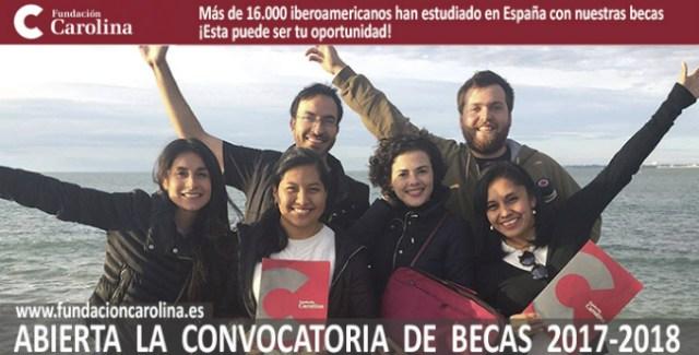 Fundación Carolina | Crédito: Divulgação