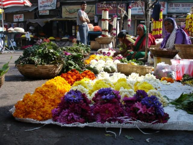 Ruas de Pune | Foto: Camila Raso
