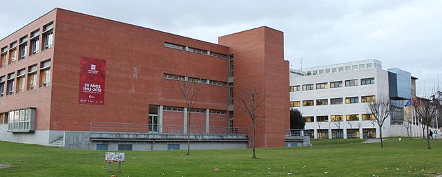 Campus da Universidad de La Rioja | Foto: Urcomunicacion, via Wikimedia Commons