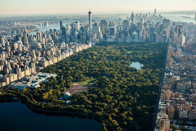 Central Park | Foto: Anthony Quintano, via Wikimedia Commons